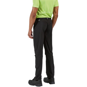 Regatta Xert III Stretch Pantalones Hombre, negro